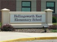 Picture of Hollingsworth East Elementary School sign