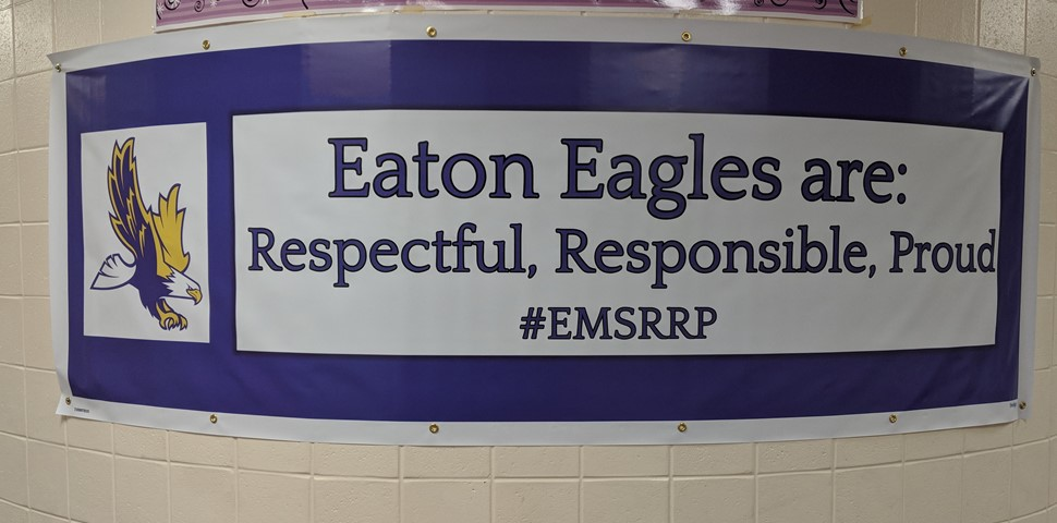 Eaton Eagles have these characteristics.